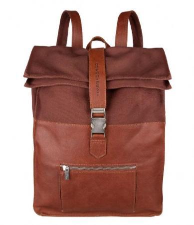 Cowboysbag_Back2School_Rugzak_Backpack_Hunter_15.6_inch_Cognac