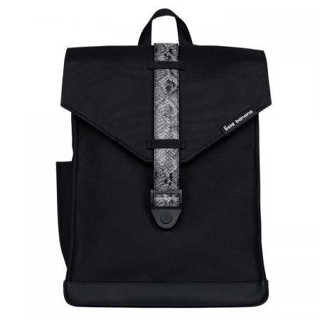 Bold Banana Original Backpack Rugzak 15.6'' Black Boa