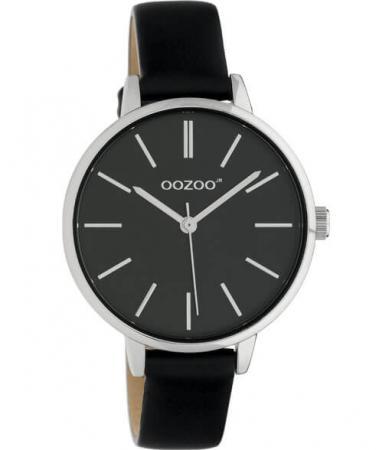 OOZOO JR Horloge Mosterd Zwart | JR315