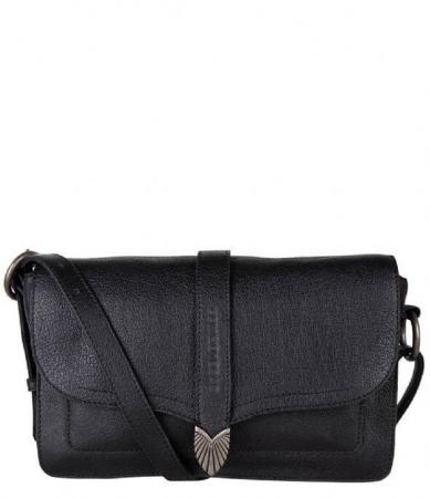 Cowboysbag Crossbody Schoudertas Bag Britton Black