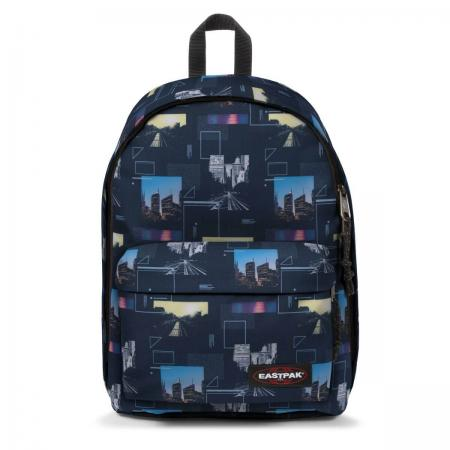 Eastpak Out Of Office Shapes Blue