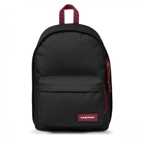 Eastpak Out Of Office Blakout Stripe Red