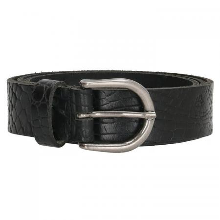 Old West Riem Zwart Croco