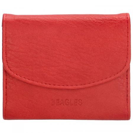 Beagles Compacte Portemonnee Rebelle Rood