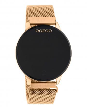 OOZOO Smartwatch Mesh Rosé | Q00117