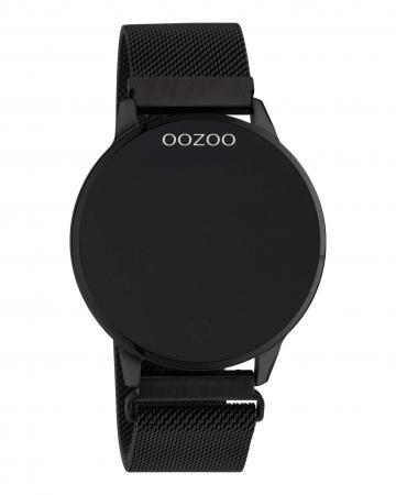 OOZOO Smartwatch Mesh Zwart | Q00119
