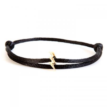 Caviar Collection Armband Neon Black X Lightning Gold