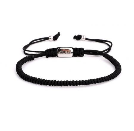 Caviar Collection Armband / Enkelbandje Neon X Black