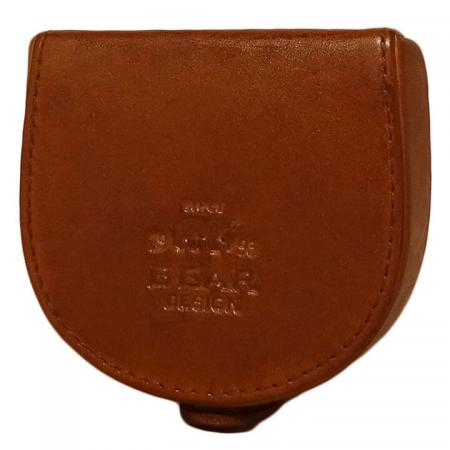 Bear Design Padvinders Portemonnee Cow Lavato Cognac