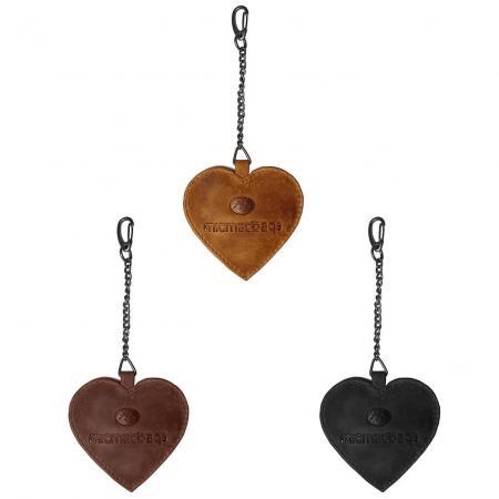 Micmacbags Keychain Heart Assorti