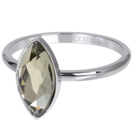 iXXXi Vulring Royal Diamond Crystal Zilver