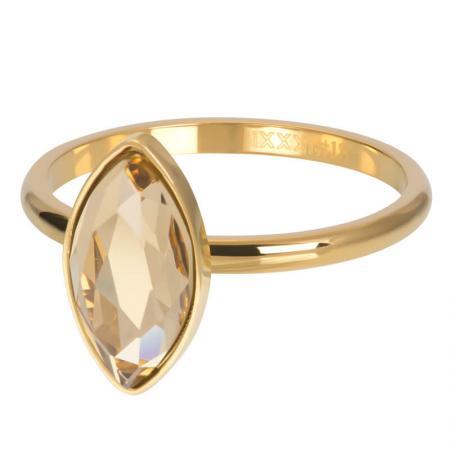 iXXXi Vulring Royal Diamond Topaz Goud
