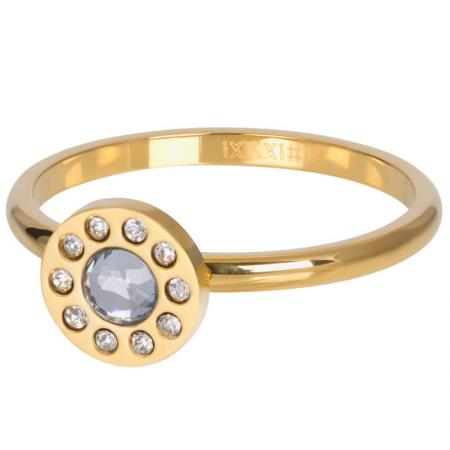 iXXXi Vulring Diamond Circle Goud