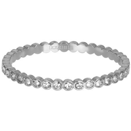 iXXXi Vulring Smal Circle Stone Zilver