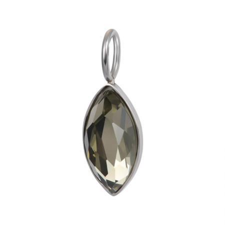 iXXXi Charm Royal Diamond Crystal Zilver