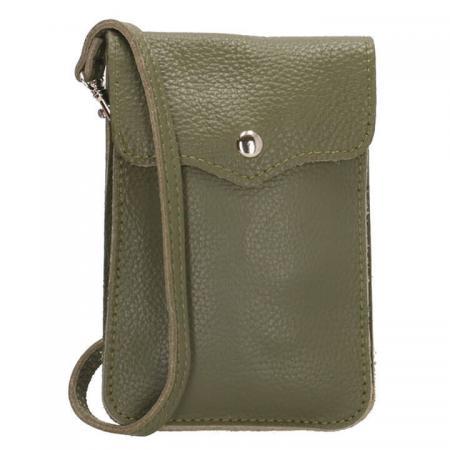 Charm London Phone Bag Elisa Telefoontasje Olijf Groen