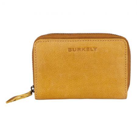 Burkely Just Jackie Wallet S Portemonnee RFID Geel