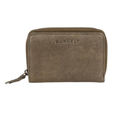 Burkely Just Jackie Wallet S Portemonnee RFID Groen