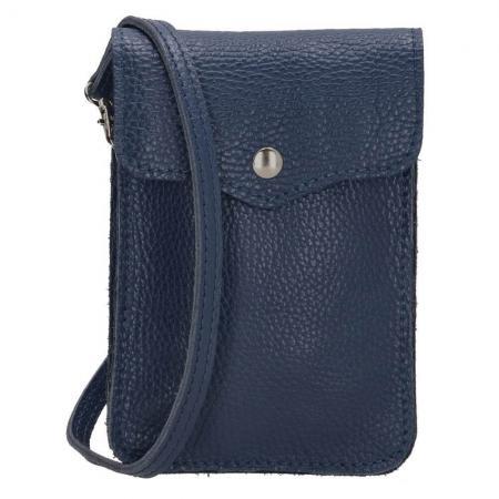 Charm London Phone Bag Elisa Telefoontasje Blauw