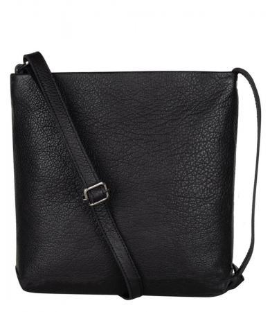 Cowboysbag Crossbody Schoudertas Bag Texon Black