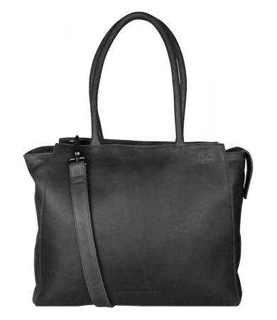 Cowboysbag Shopper Laptop Bag Evi 15.6'' Black