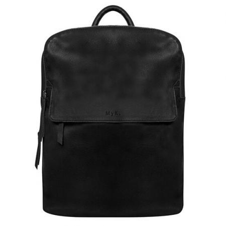 MyK Bag Explore Rugzak 13'' Black