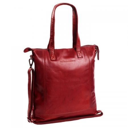 Chesterfield Shopper Darwin 15.6'' Rood