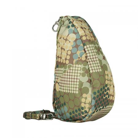 Healthy Back Bag Textured Nylon Large Baglett Full Circle