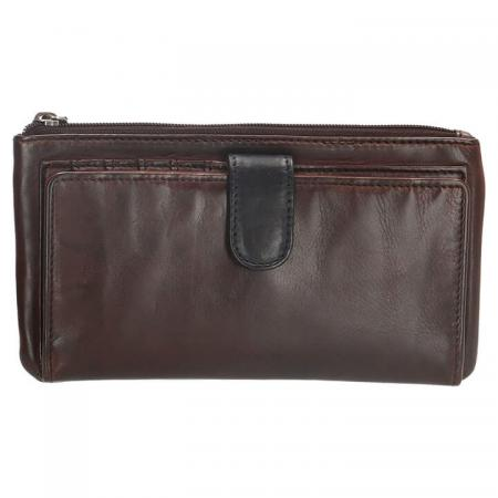 Micmacbags Portemonnee / Clutch Highland Park Bruin