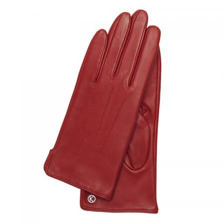 Otto Kessler Dames Handschoenen Carla Crimson
