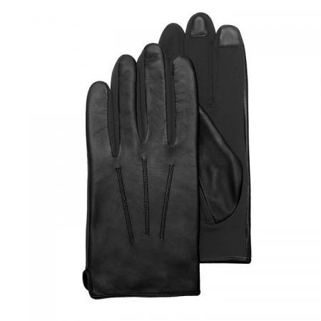 Otto Kessler Heren Touchscreen Handschoenen Miles Zwart