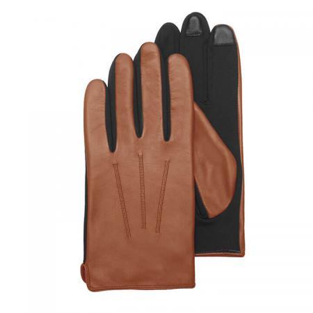 Otto Kessler Heren Touchscreen Handschoenen Miles Tobacco