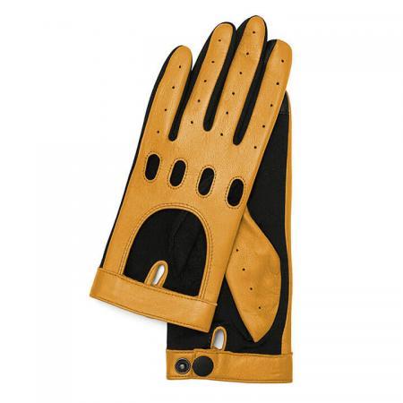 Otto Kessler Dames Touchscreen Autohandschoenen Mia Old Gold