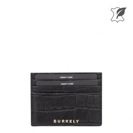 Burkely Winter Specials CC Holder RFID Zwart