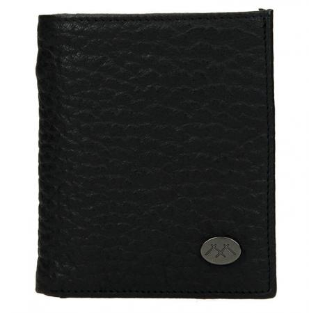 Micmacbags Portemonnee RFID Manhattan Zwart
