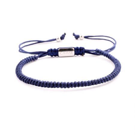 Caviar Collection Armband Neon X Classic Blue
