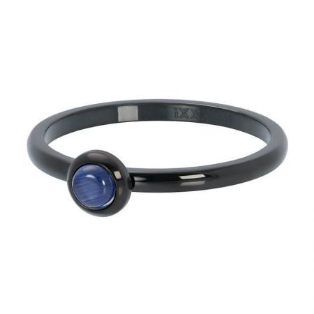 iXXXi Vulring Natural Stone Navy Blue Zwart