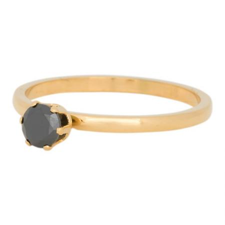iXXXi Vulring Crown Crystal Stone Goud