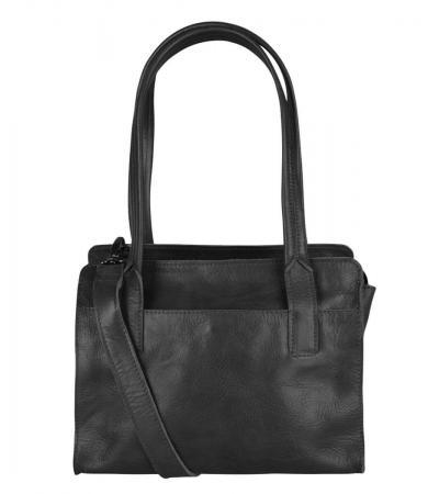 Cowboysbag Schoudertas/Handtas Bag Quay Black