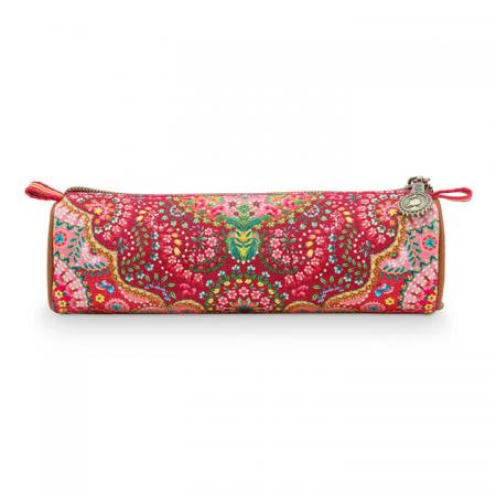 Pip Studio Cosmetic Make Up / Pen Etui Moon Delight Red