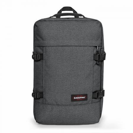 Eastpak Tranzpack Handbagage 17'' Black Denim