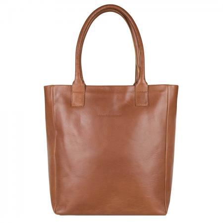 Cowboysbag Shopper Bag Quartz X Bobbie Bodt 13'' Tan