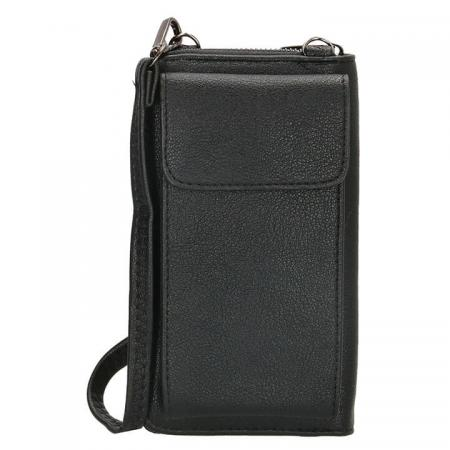 Beagles Phone Bag Telefoontasje Zwart