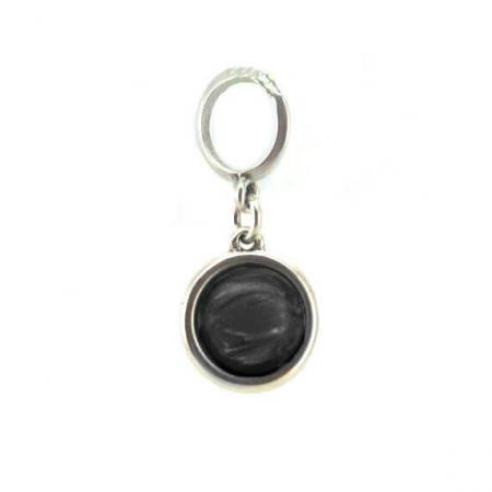 Qoss Kettinghanger 12 mm Zwart
