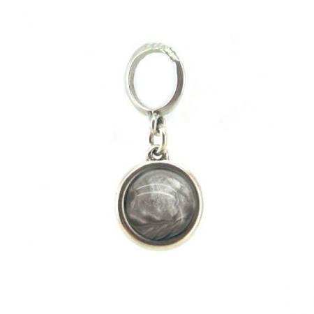Qoss Kettinghanger 12 mm Grijs