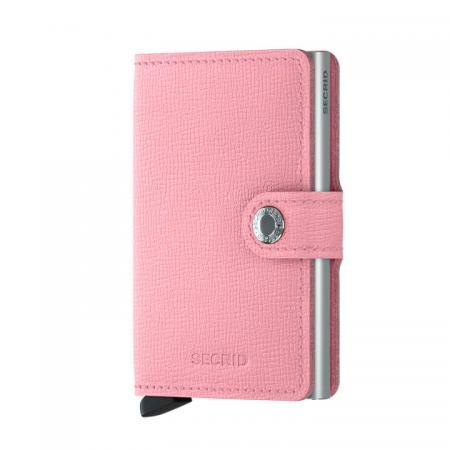 Secrid Mini Wallet Portemonnee Crisple Pink