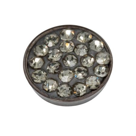 iXXXi Top Part Black Diamond Stones Black