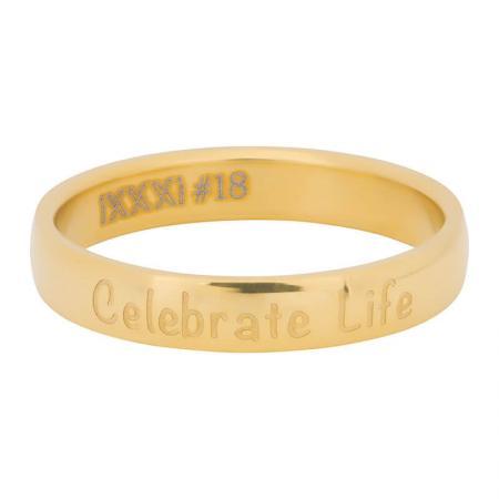 iXXXi Vulring Celebrate Life Goud