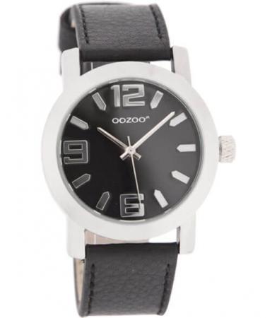 OOZOO JR Horloge Zwart | JR204
