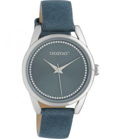OOZOO JR Horloge Blauw | JR307